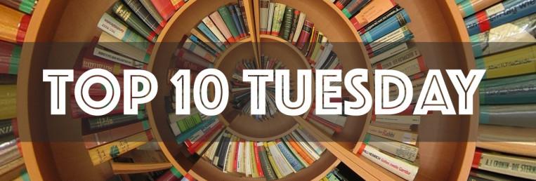header Top 10 Tuesday ttt