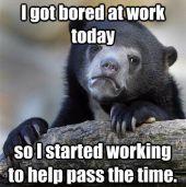 boredatwork