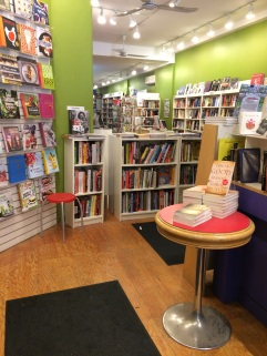 Inside Another Story Bookshop