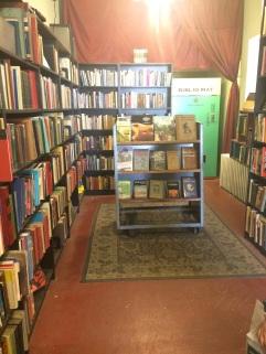 Look! It's the Biblio-mat!